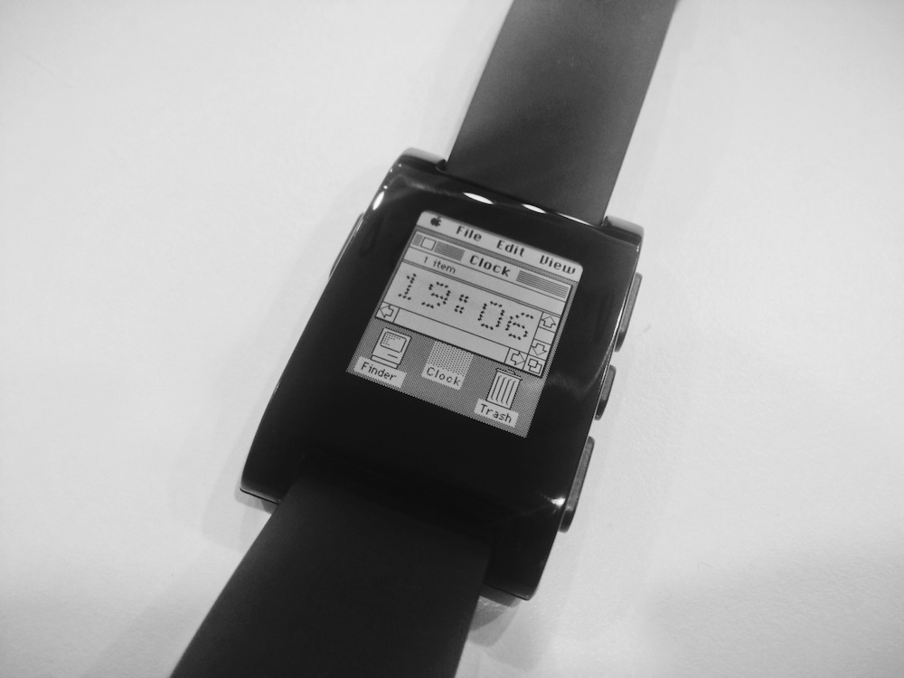 Mac Watchface