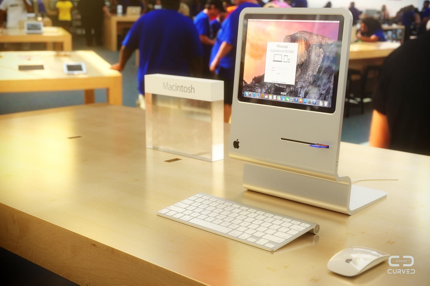 Curved Labs Macintosh Facelift